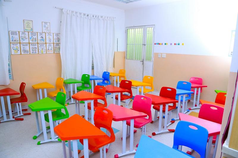 Educação infantil em Americanópolis