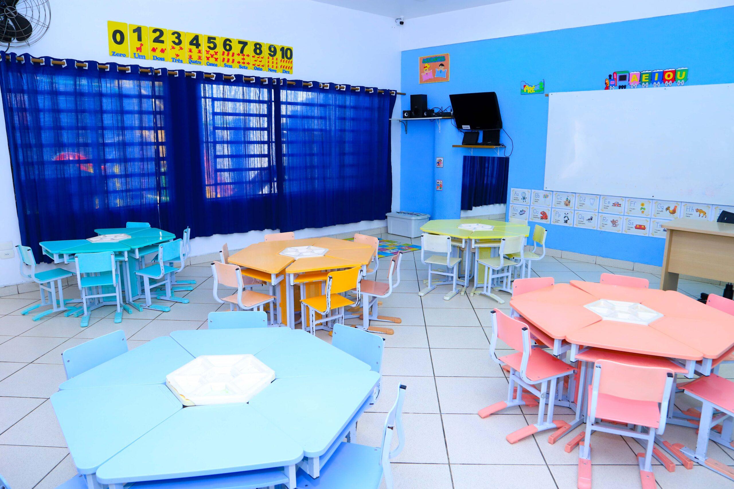 Educação infantil na Liberdade