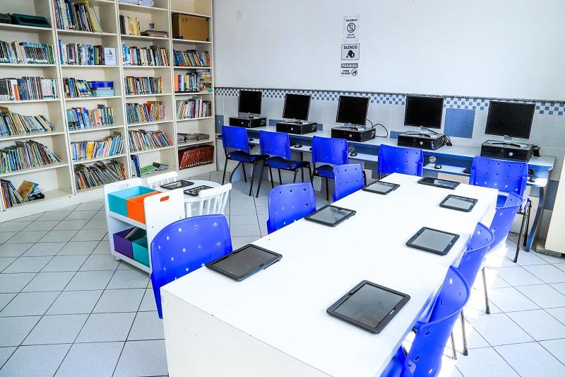 Biblioteca área de pesquisa