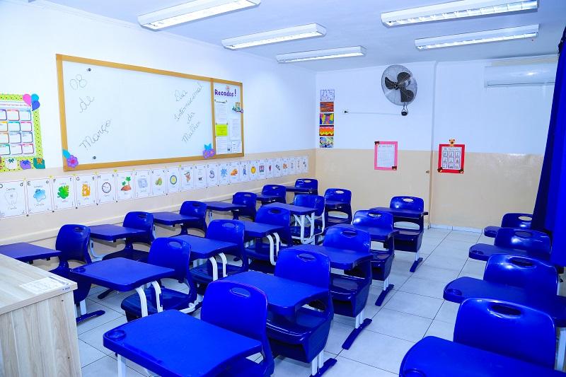Ensino Fundamental 2 em Americanópolis