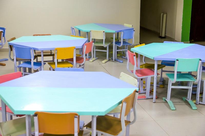 Educação Infantil na Vila Yara