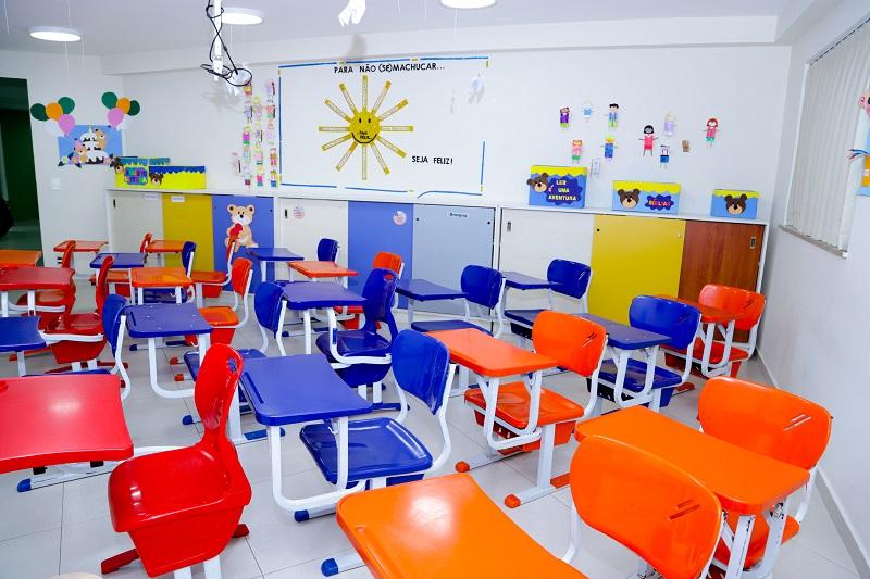 Ensino Fundamental na Vila Yara