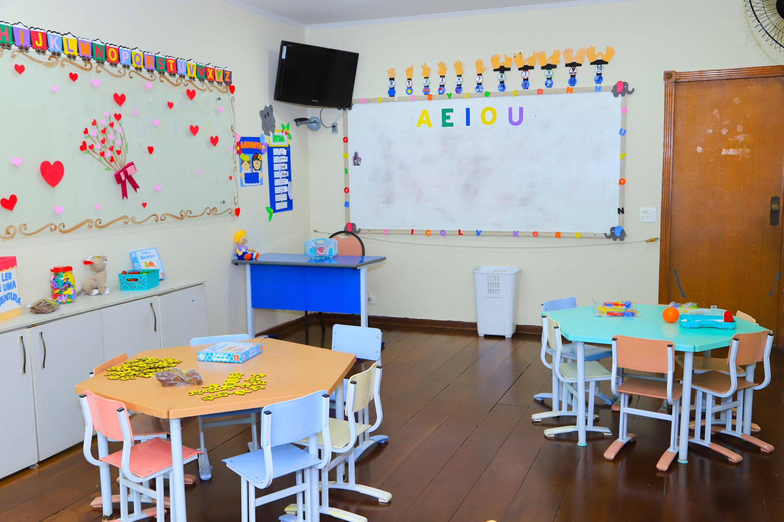 Educação Infantil na Lapa