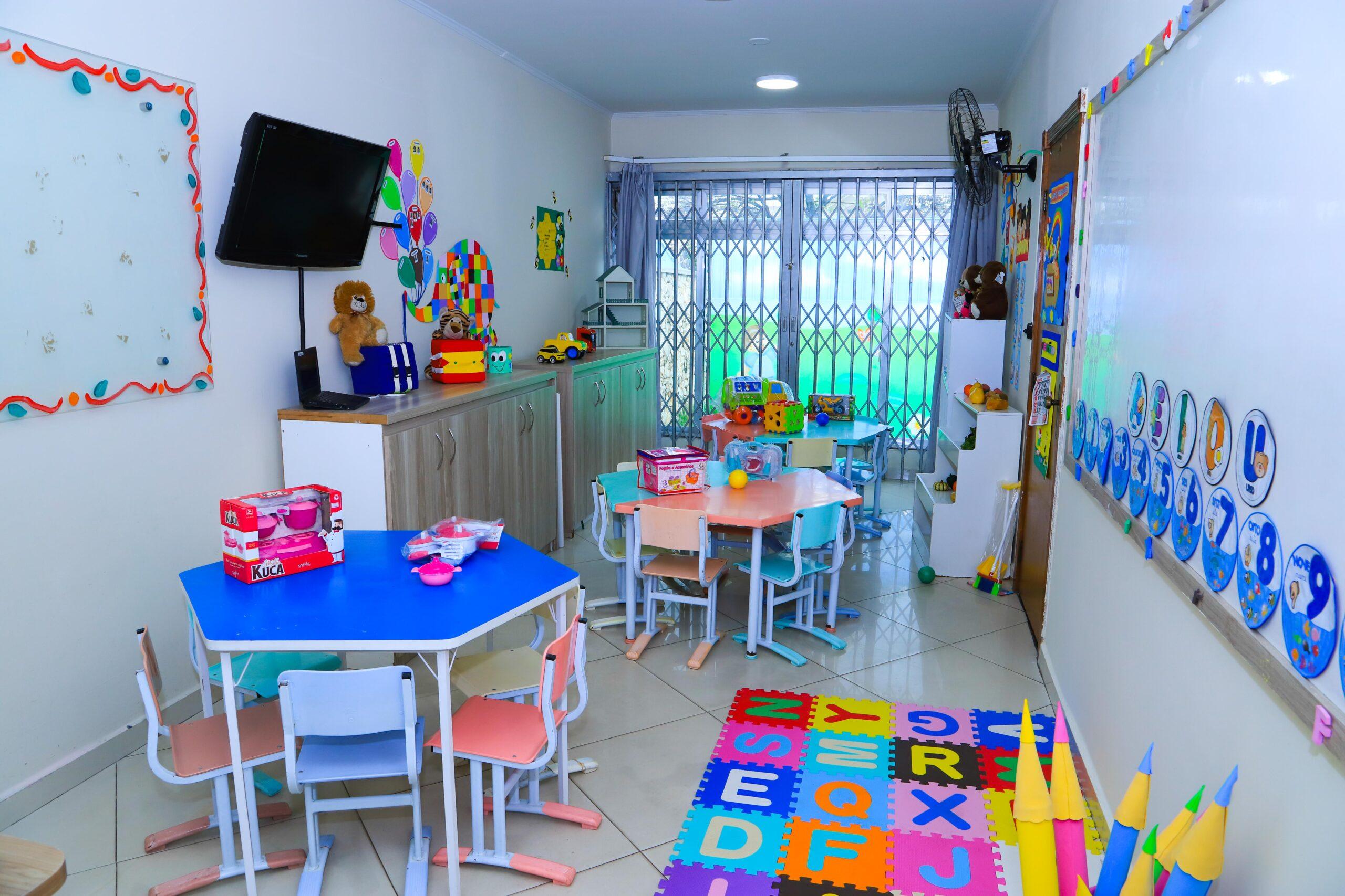 Educaçao Infantil na Lapa