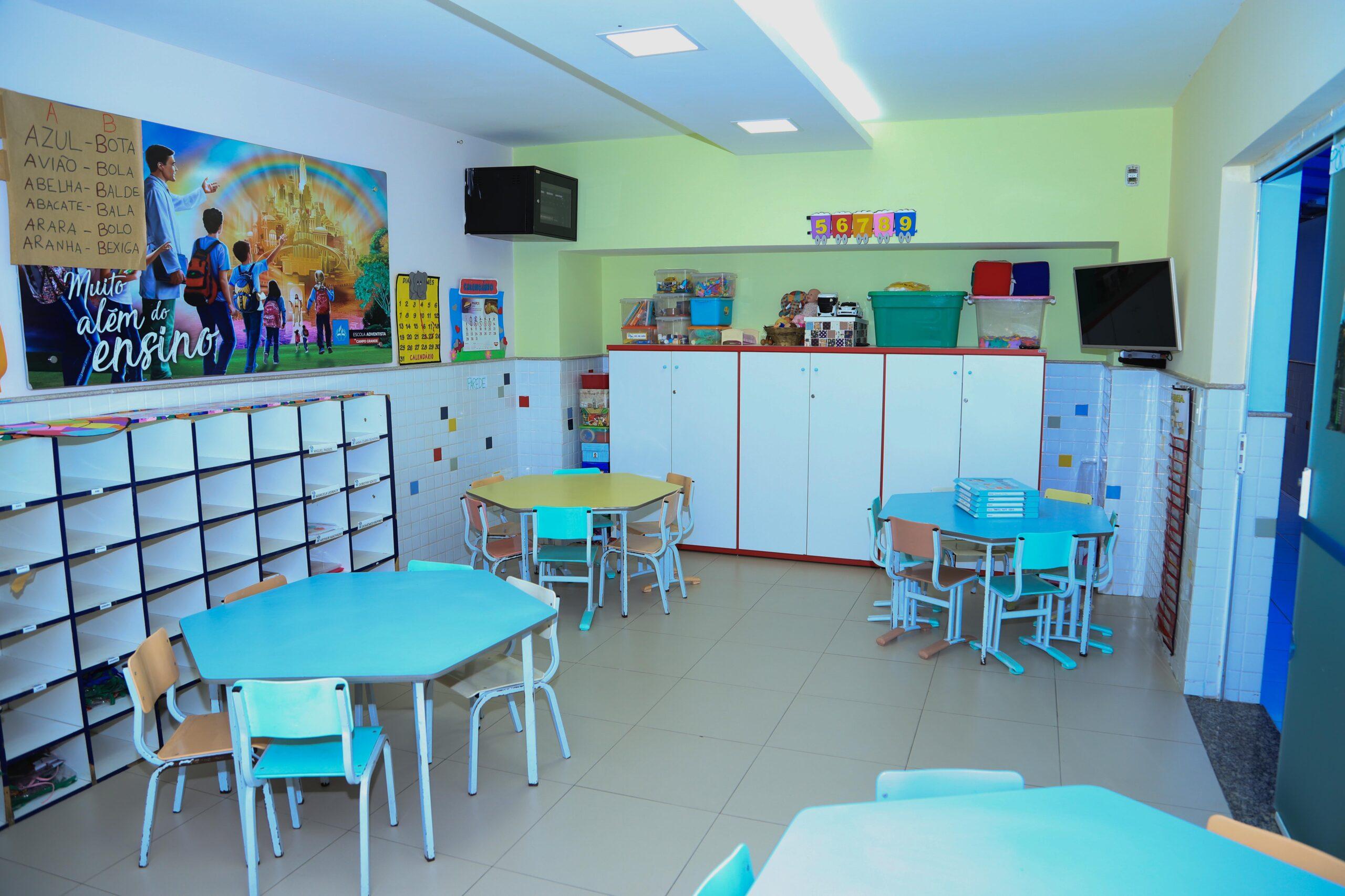 Educação infantil em Campo Grande
