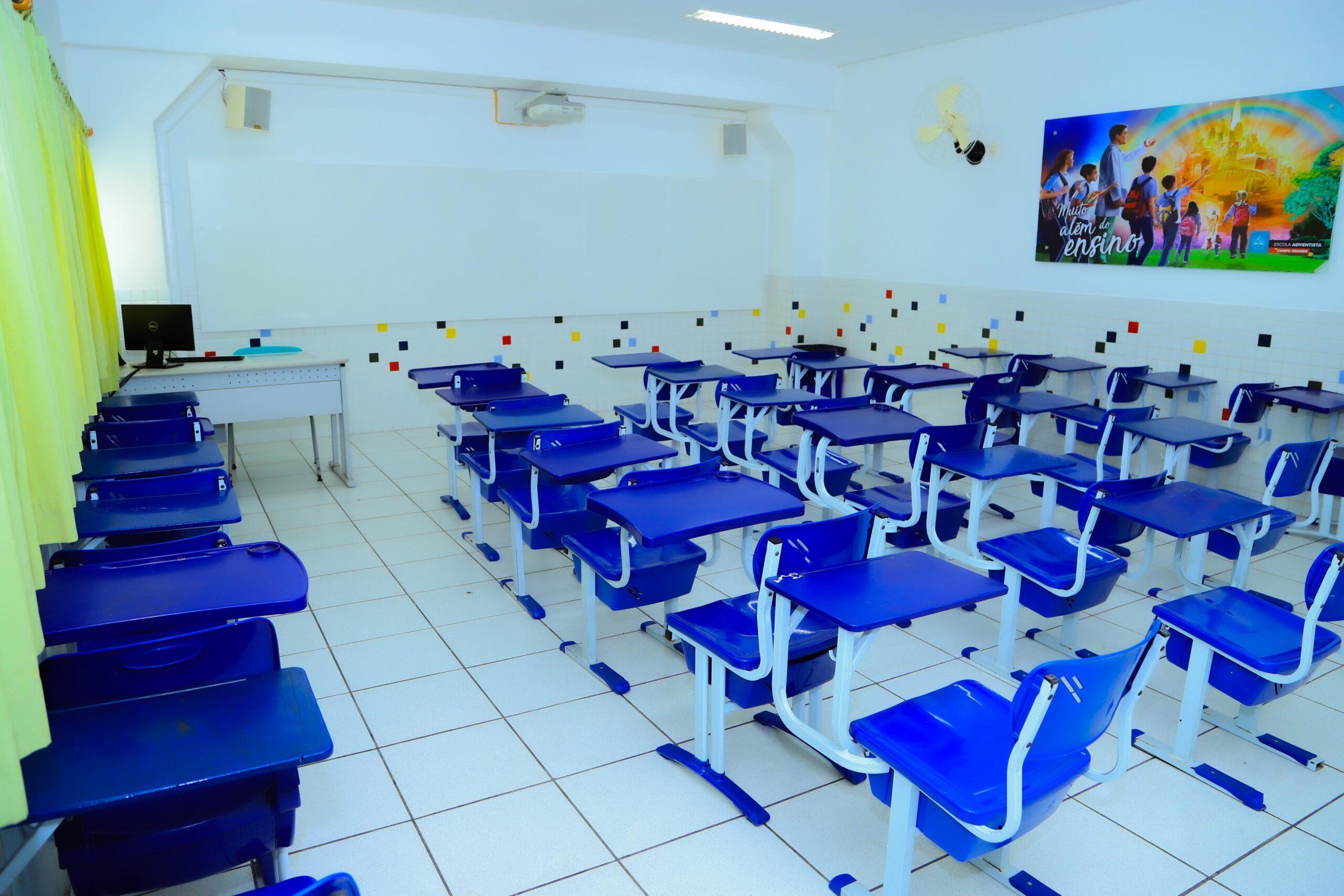 Fundamental 2 em Campo Grande