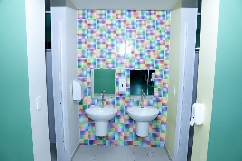 Sanitário Infantil