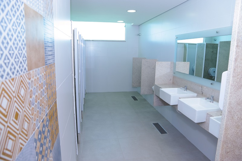Sanitário masculino 2