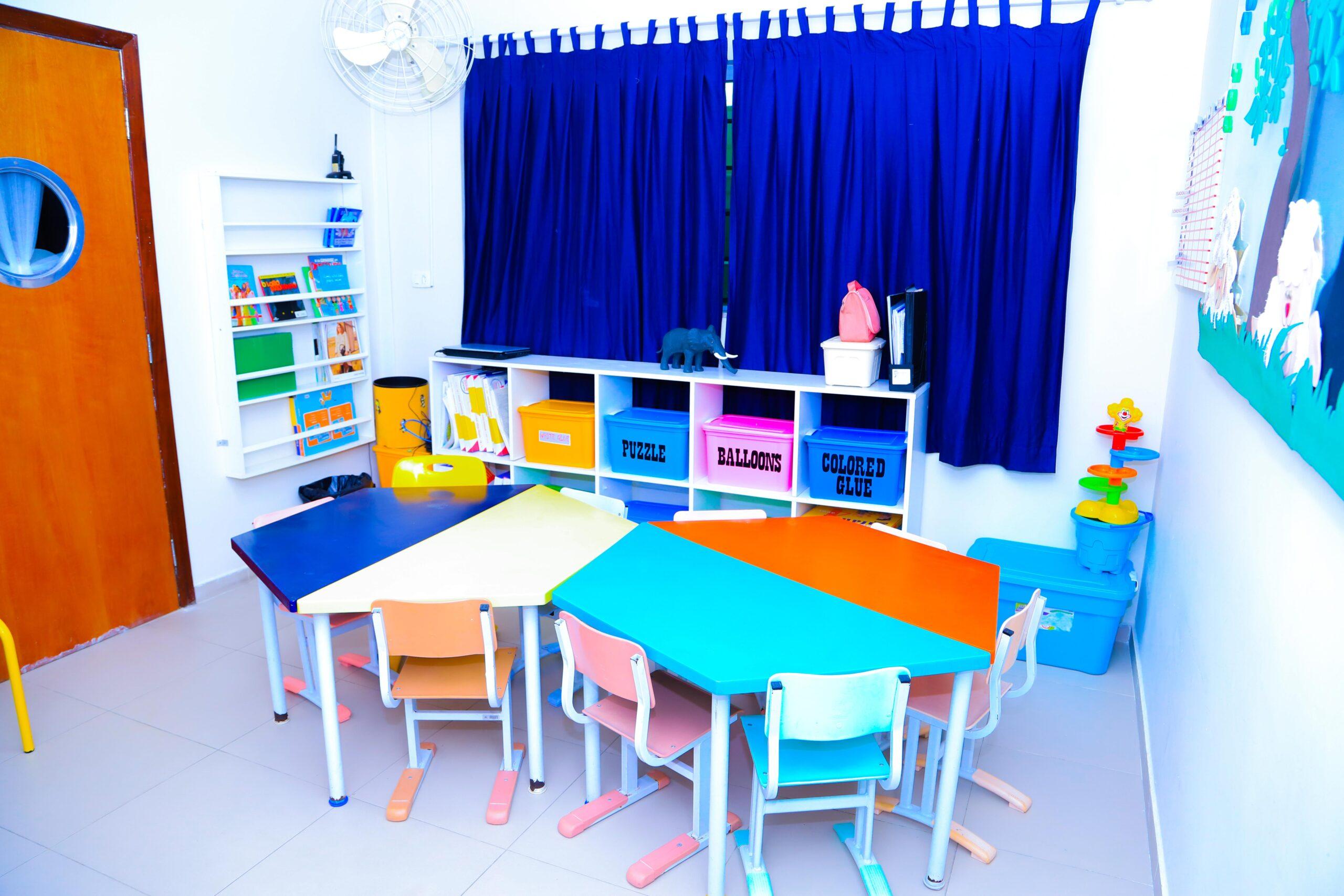 Educação infantil no brooklin