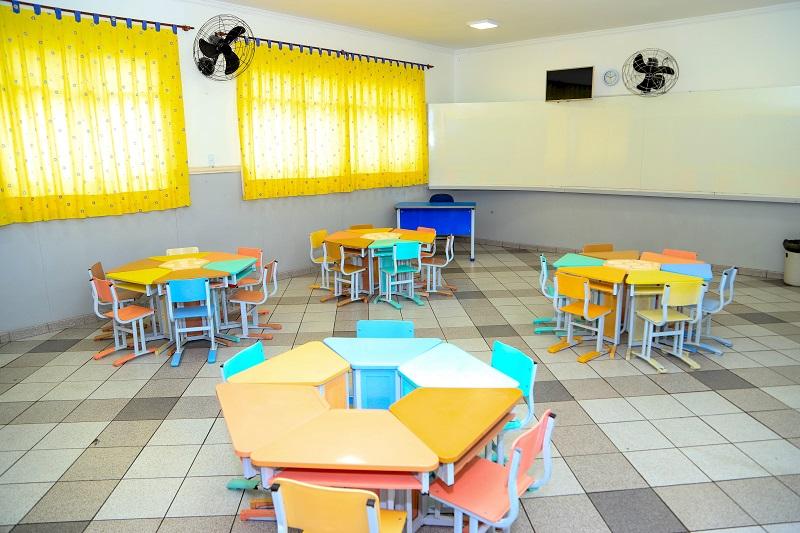 Educação infantil em Interlagos