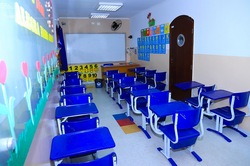 Ensino Fundamental 1 em Americanópolis